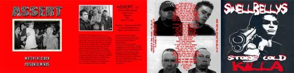 Assert / Swellbellys - Double A-Side